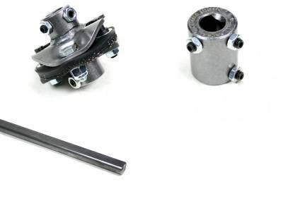 Accessories - Installation Kits - ididit  LLC - Installation Kit - 60-66 Chevy Truck C/S/R 3/4-30