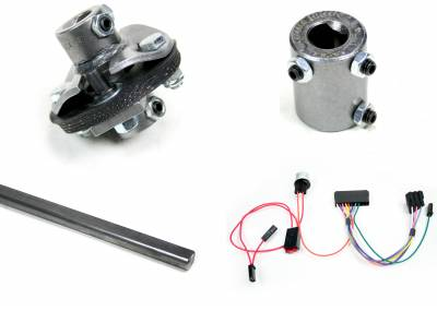 Accessories - Installation Kits - ididit  LLC - Installation Kit - 60-62 GM Truck-C/S/R/W - 3/4-36
