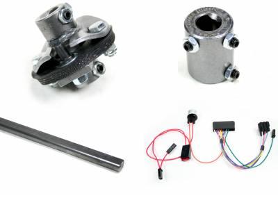 Accessories - Installation Kits - ididit  LLC - Installation Kit - 60-62 GM Truck-C/S/R/W - 3/4-36