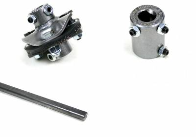 Accessories - Installation Kits - ididit  LLC - Installation Kit - 65 Chevelle/66-8 Chevelle CS CSR 13/16-36
