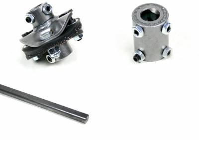 Accessories - Installation Kits - ididit  LLC - Installation Kit - 66 Chevelle Floor Shift CSR - 3/4-30