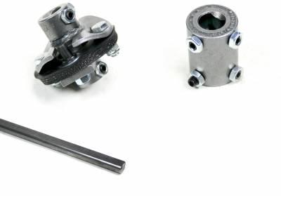 Accessories - Installation Kits - ididit  LLC - Installation Kit - 66 Chevelle Floor Shift CSR - 3/4-36