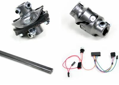 Accessories - Installation Kits - ididit  LLC - Installation Kit - 59-62 Impala - U/S/R/W - 3/4-30