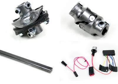Accessories - Installation Kits - ididit  LLC - Installation Kit - 63-64 Impala - USRW - 3/4-30