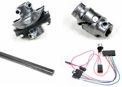 Accessories - Installation Kits - ididit  LLC - Installation Kit - 58 Impala - U/S/R/W - 3/4-30