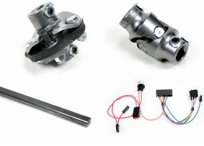 Accessories - Installation Kits - ididit  LLC - Installation Kit - 59-62 Impala - U/S/R/W - 3/4-36