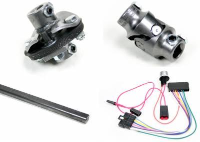 Accessories - Installation Kits - ididit  LLC - Installation Kit - 58 Impala - U/S/R/W - 3/4-36