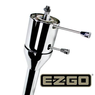 Commercial Columns - Golf Cart Columns - E-Z Go