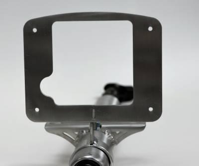 ididit  LLC - AEM CD7 Dash Panel Mount 1 3/4'' Race Column - Image 2