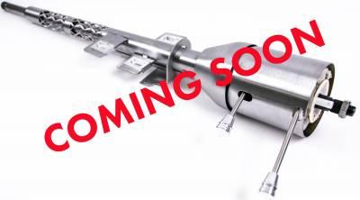 ididit  LLC - 1967 Corvette Retrofit Tilt Steering Column - Paintable Steel