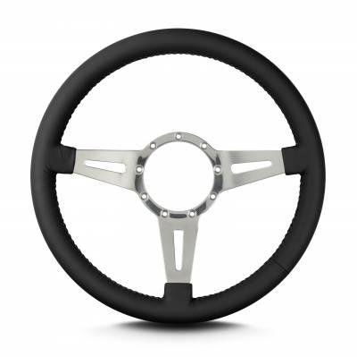 Lecarra Steering Wheel Mark4 Elegante Black