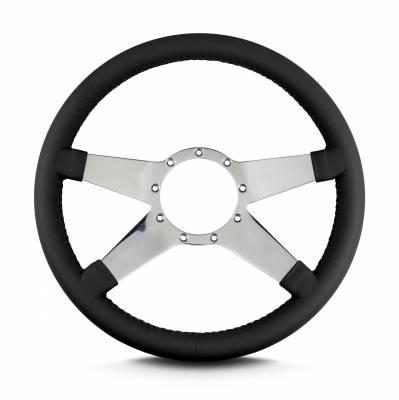 Lecarra Steering Wheel Mark9 Standard Black